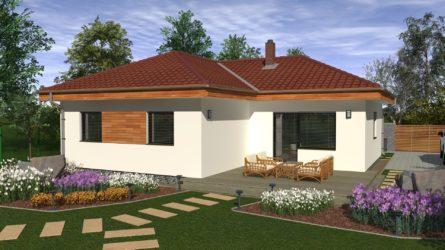 Aktuální trend: levné montované domy typu bungalov