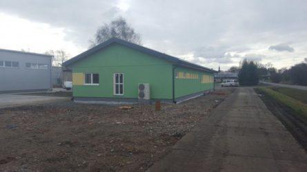 Administrativní budova v Křinci