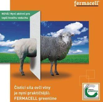 Novinka Fermacell greenline