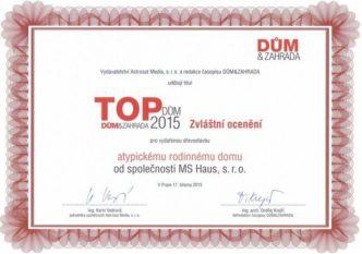 Ocenění ATYP Borek