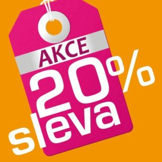 SLeva 20%