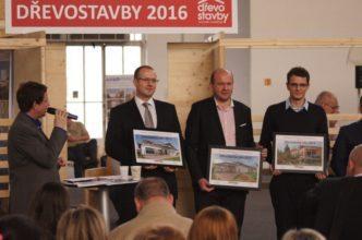 Ocenění v soutěži DŘEVOSTAVBA ROKU 2015