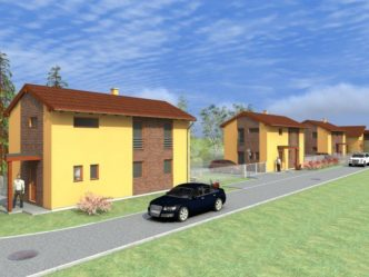 Poslední dům k prodeji - Rodinné domy a pozemky k prodeji v Hradci Králové ve Svobodných Dvorech